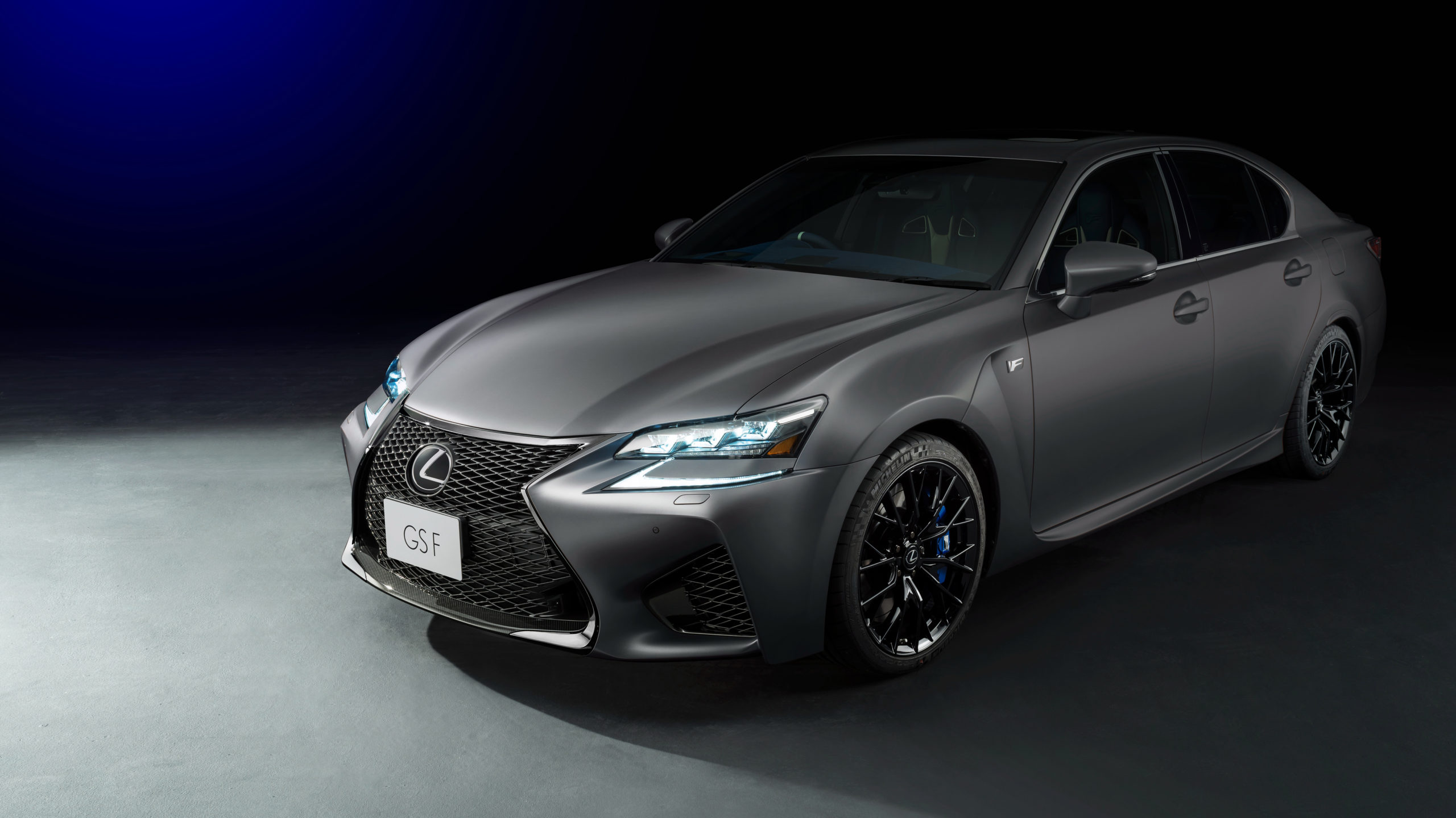 Download 2018 Lexus GS F 10th Anniversary Limited Edition 4K