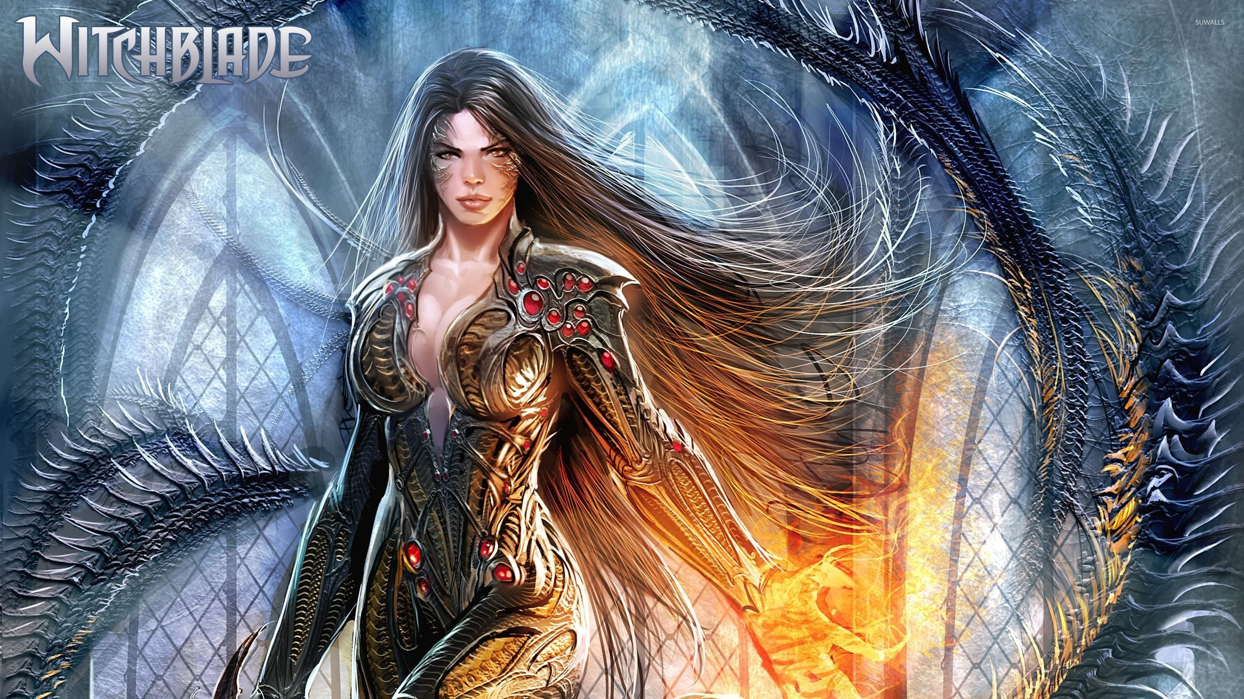 Amazing Witchblade 52790 2560×1440 Wallpaper