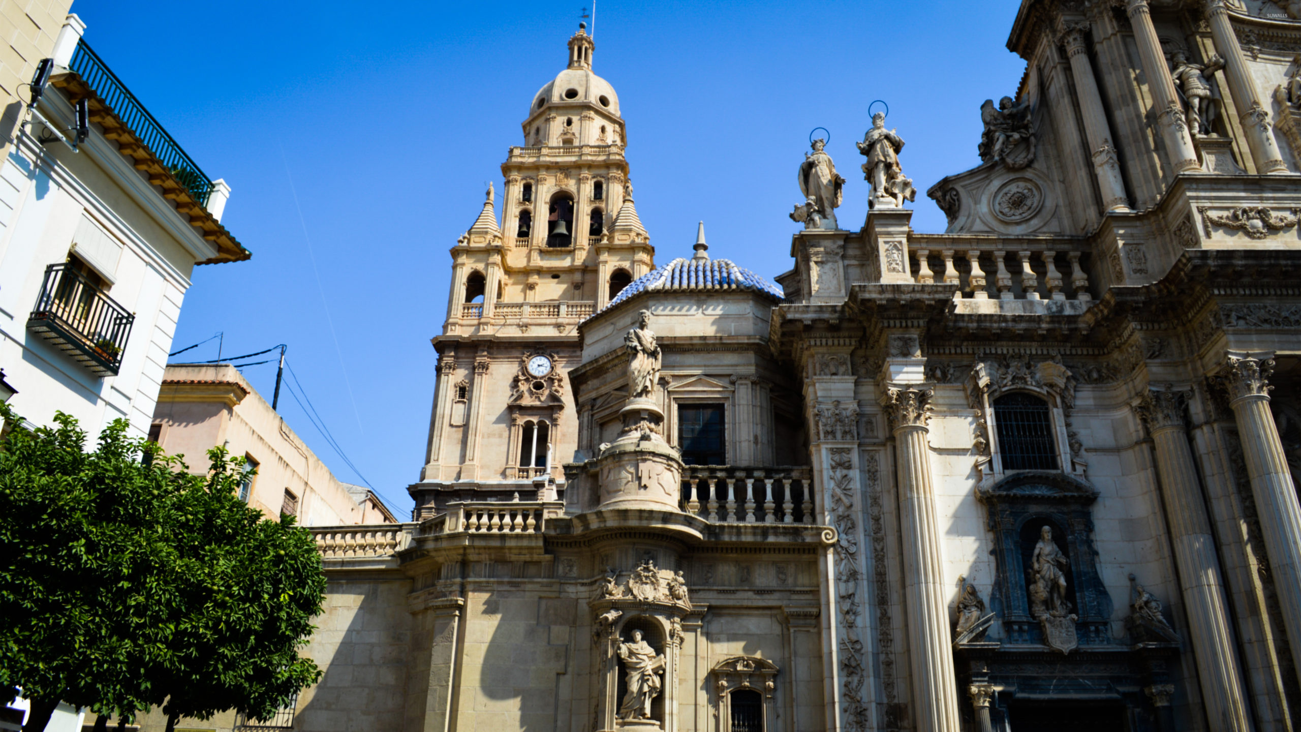Cathedral-Church-Of-Saint-Mary-50656-3840×2160-Wallpaper