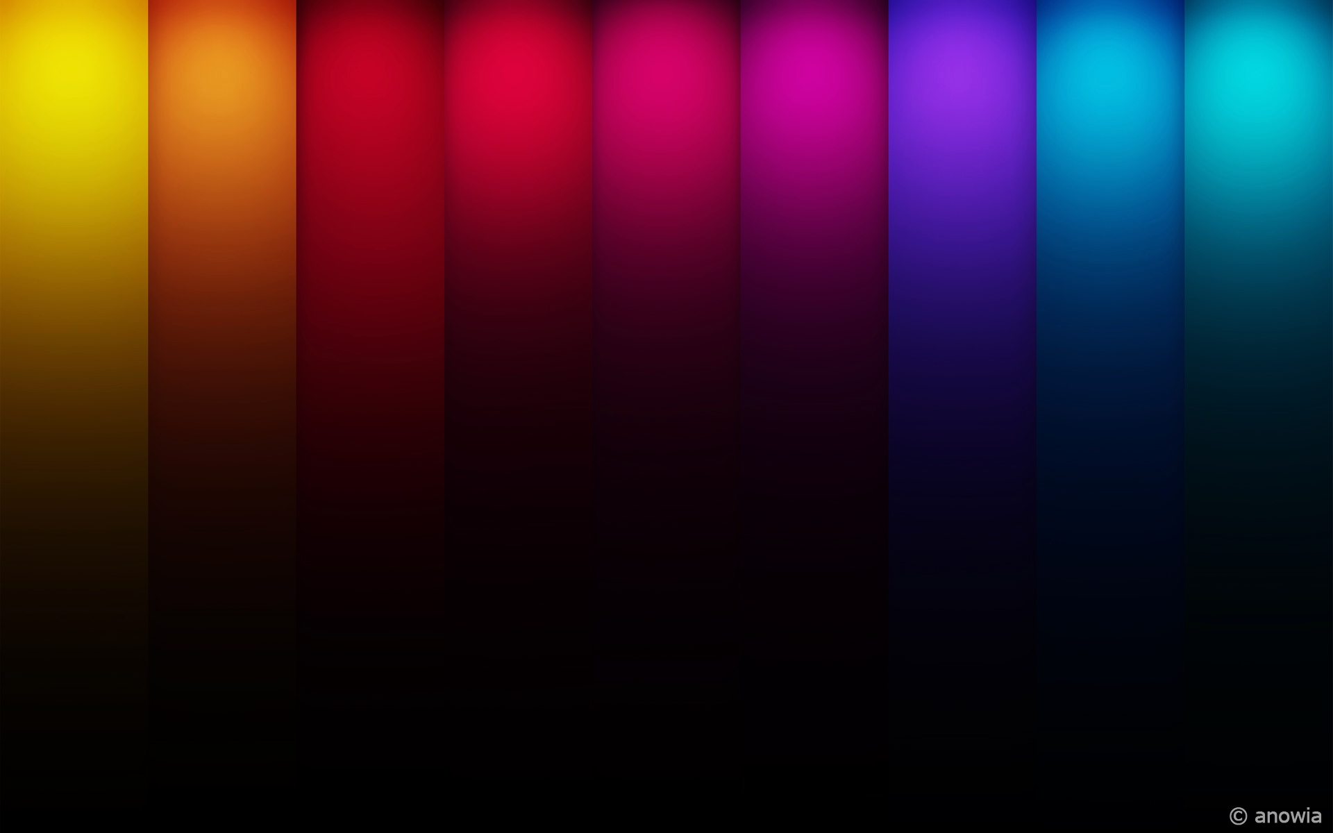 Download Colorful Courtains  Wallpaper