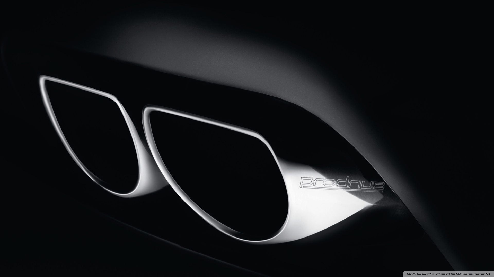 Exhaust Pipes Wallpaper 1920×1080
