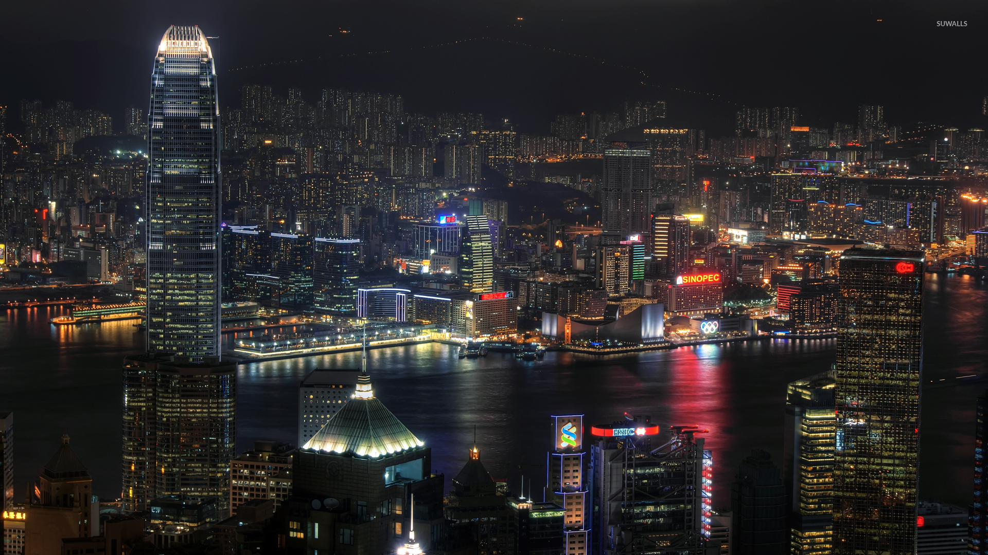 River-In-The-Lighted-City-54103-1920×1080-Wallpaper