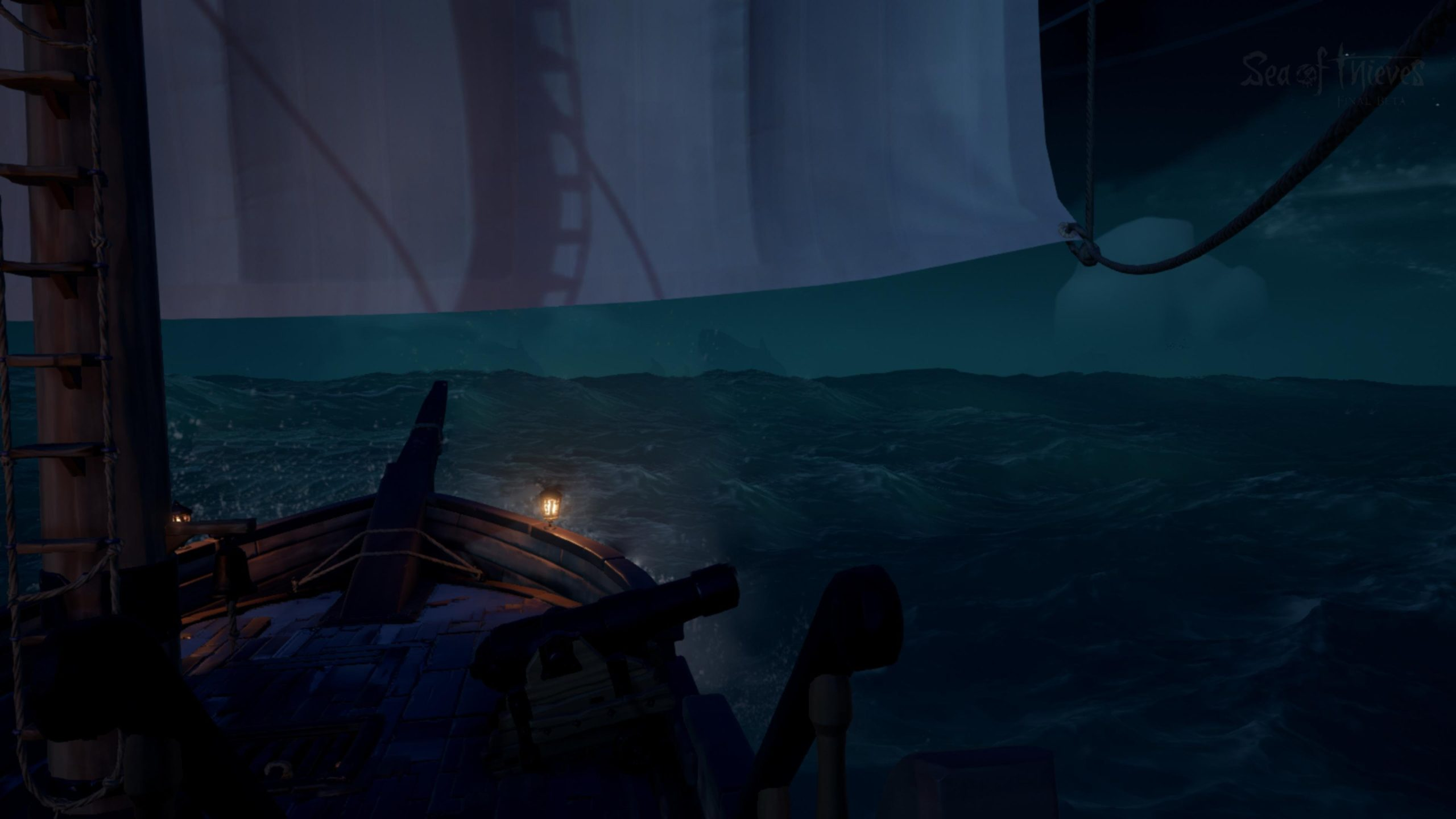 Download Sea Of Thieves Lone Sailor 3840x2160  Wallpaper