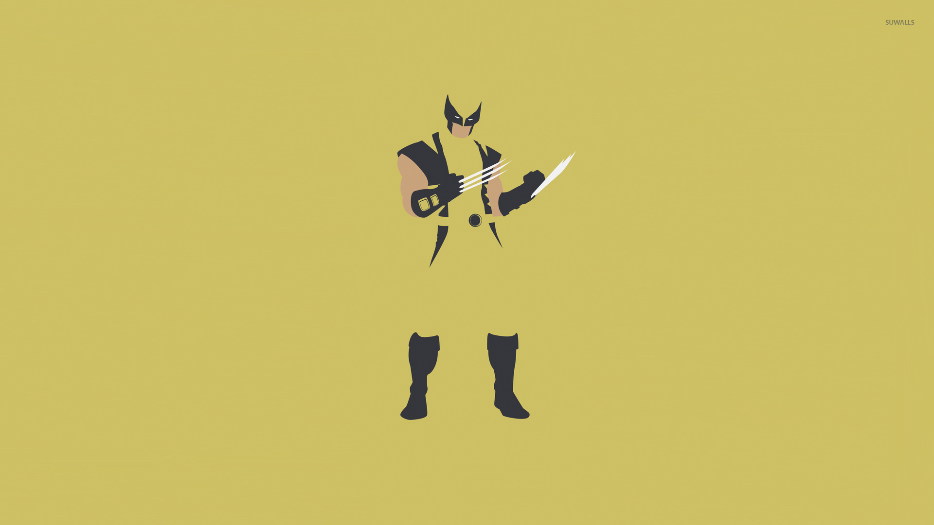 The Claws Of Wolverine 50438 1920×1080 Wallpaper