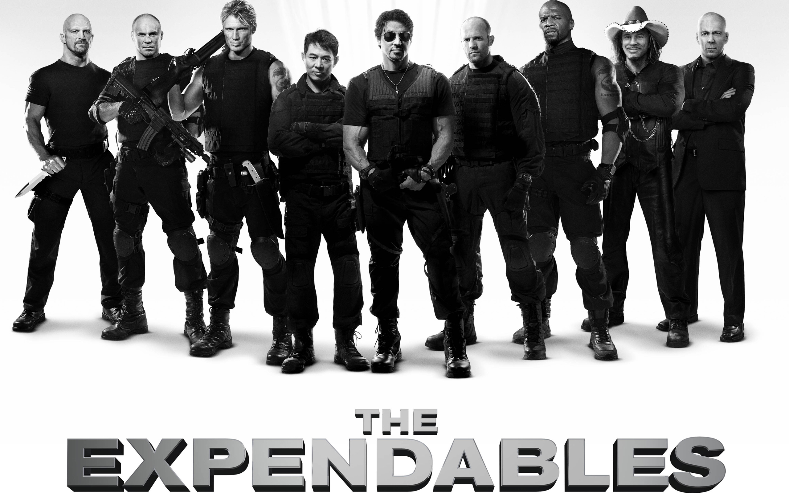 The Expendables Wide Wallpaper