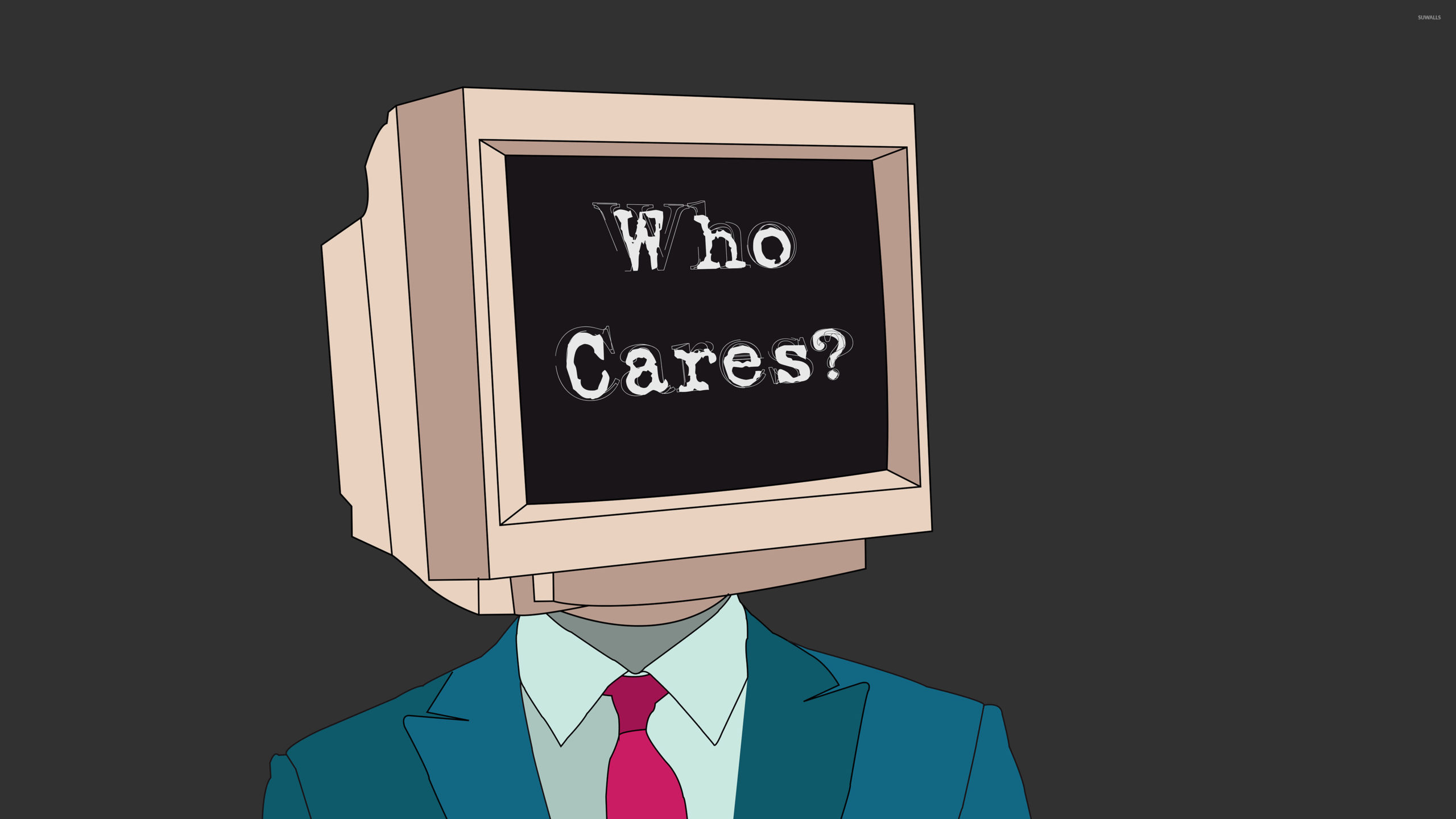 Who Cares 42553 3840×2160 Wallpaper