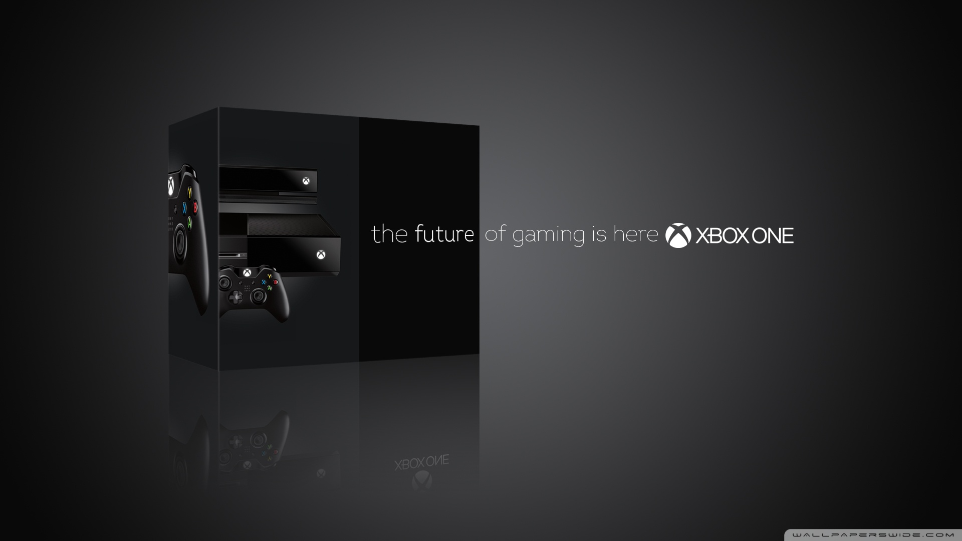 Xbox One Future Of Gaming Wallpaper 1920×1080