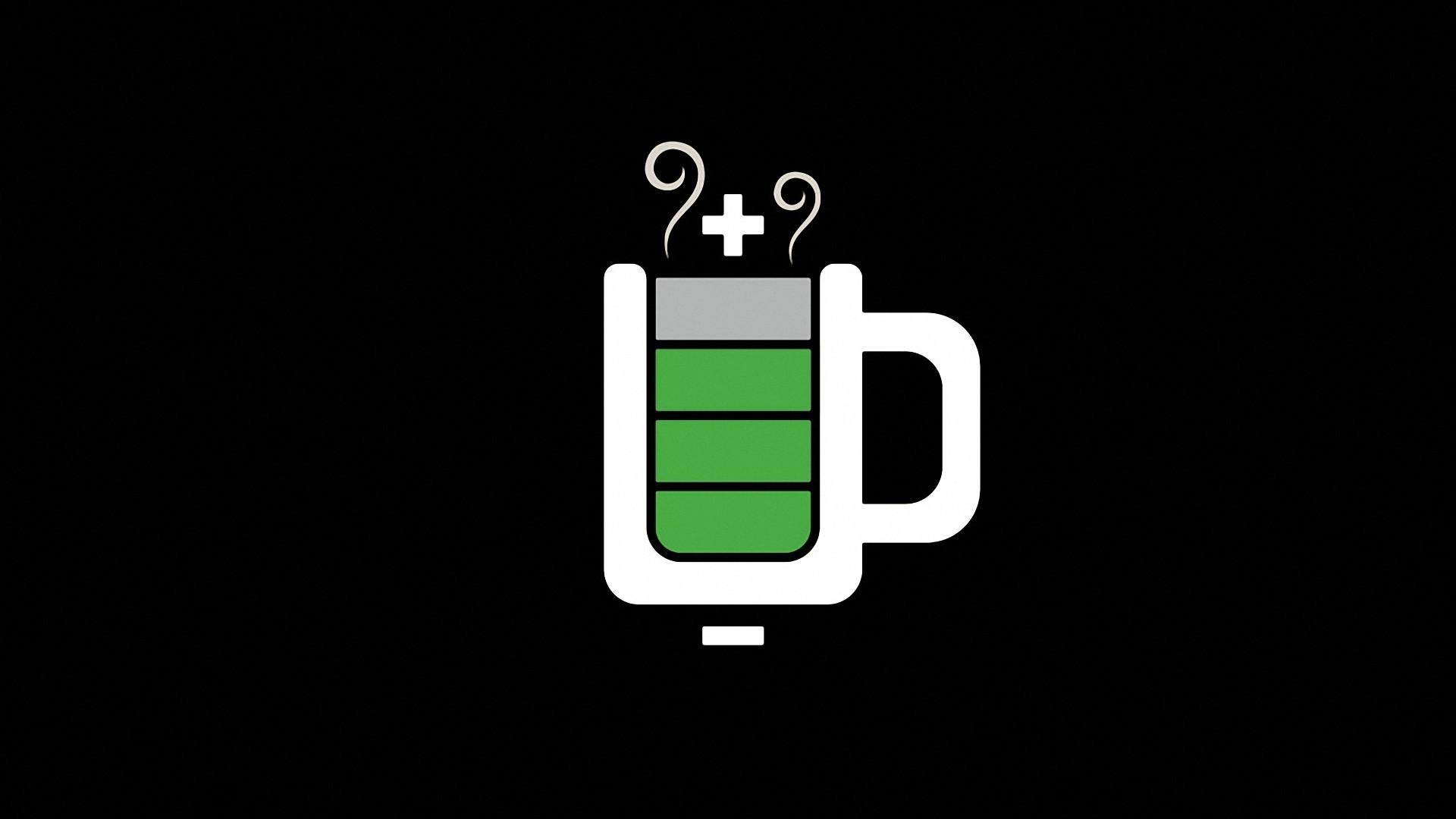 battery-coffee-cup-minimal-wallpaper