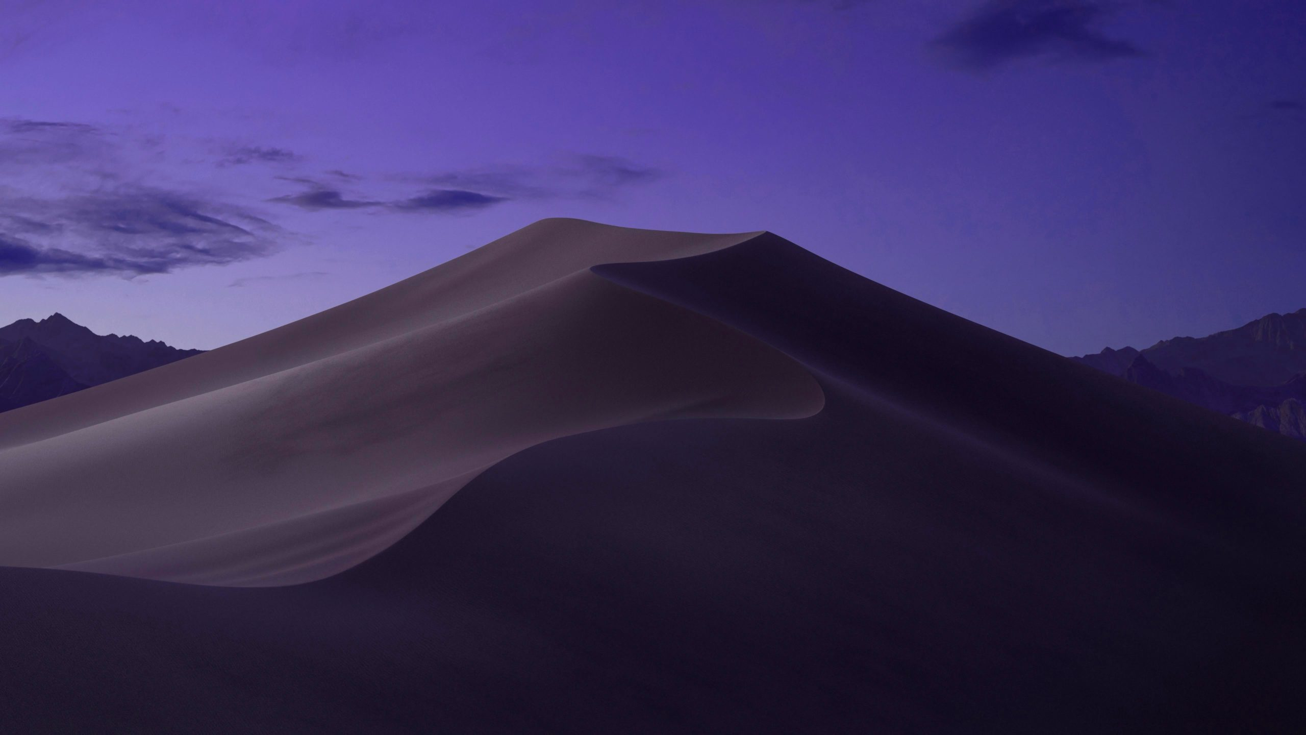 Download A More Purple Ish Version Of The Mac Os Mojave Wallpaper