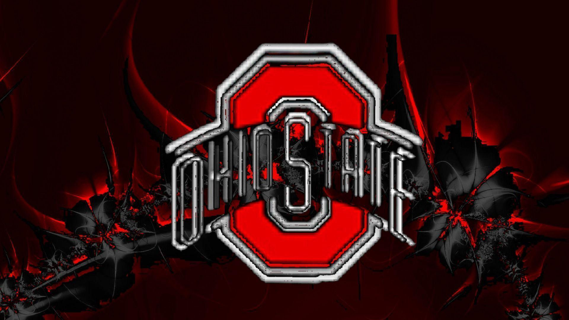 Download Ahs Ohio State Word In Red Background Hd Ohio State