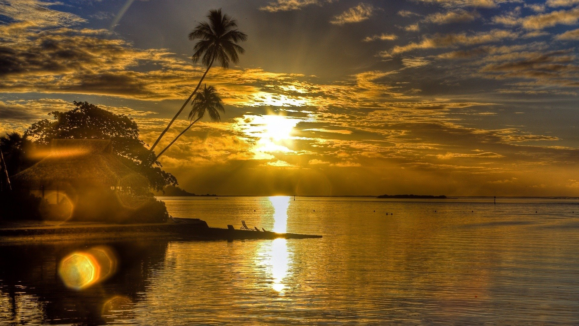 Download Nature Sunset