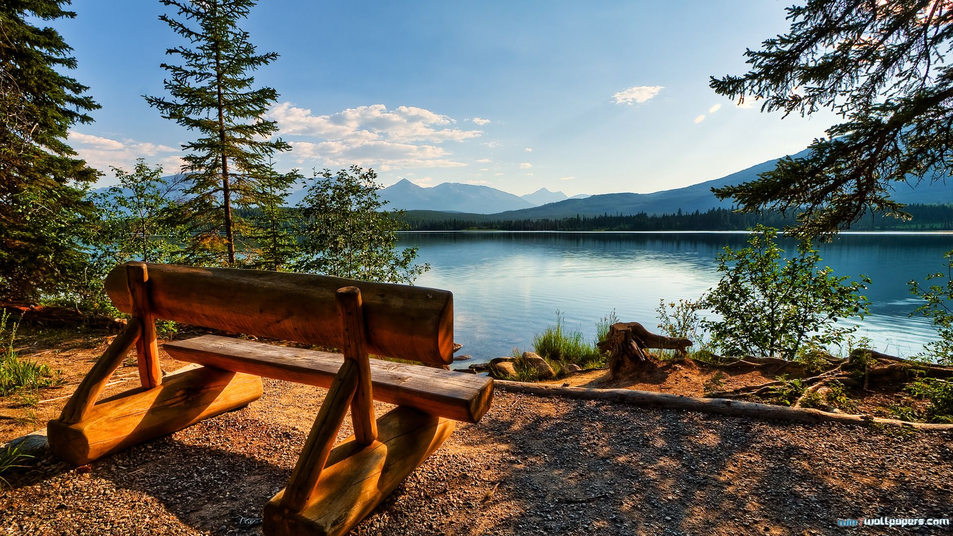 Download Relaxing Nature 1920x1080