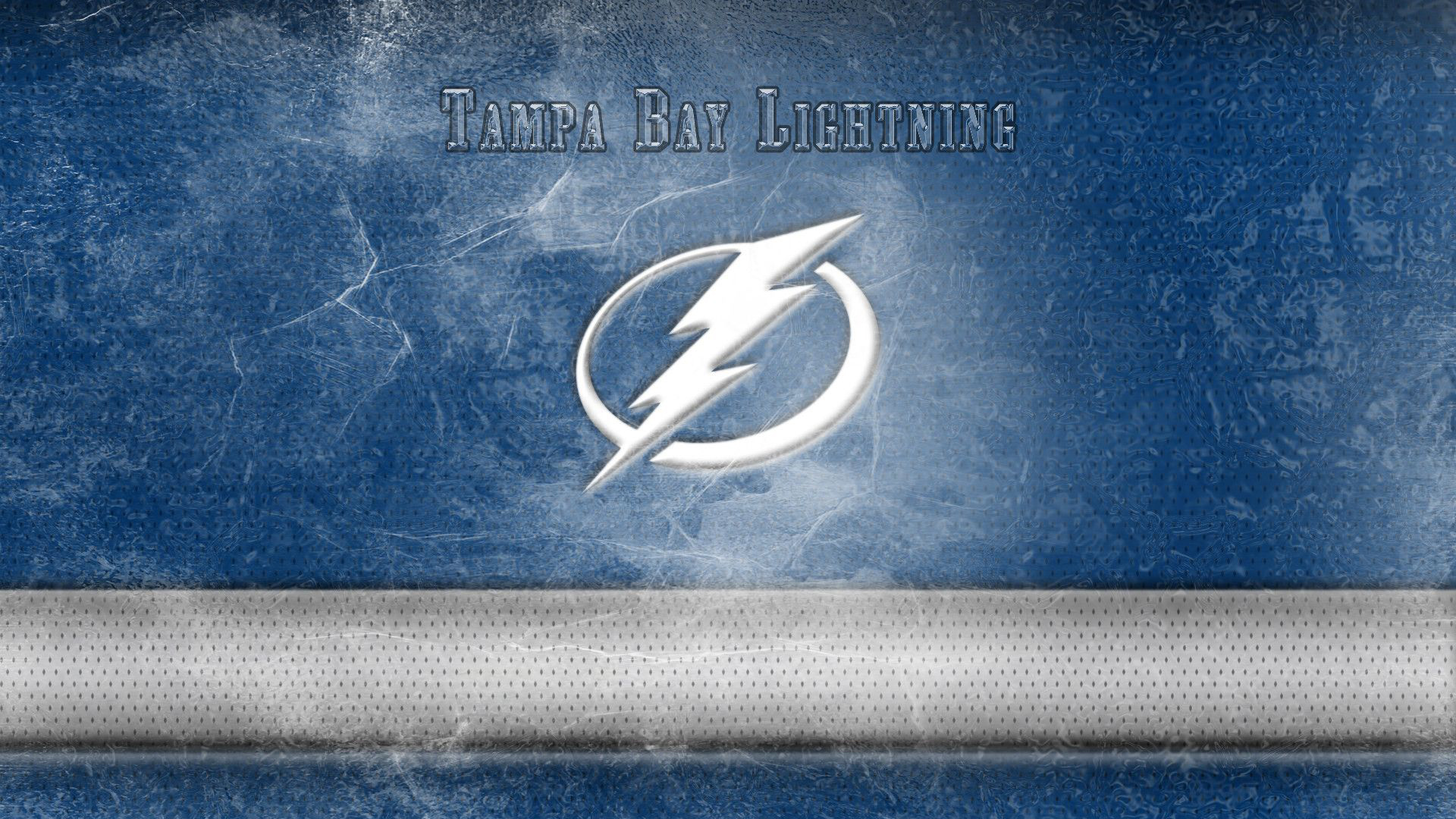 Download Tampa Bay Lightning Logo With Blue And White Backgorund Hd Tampa Bay Lightning