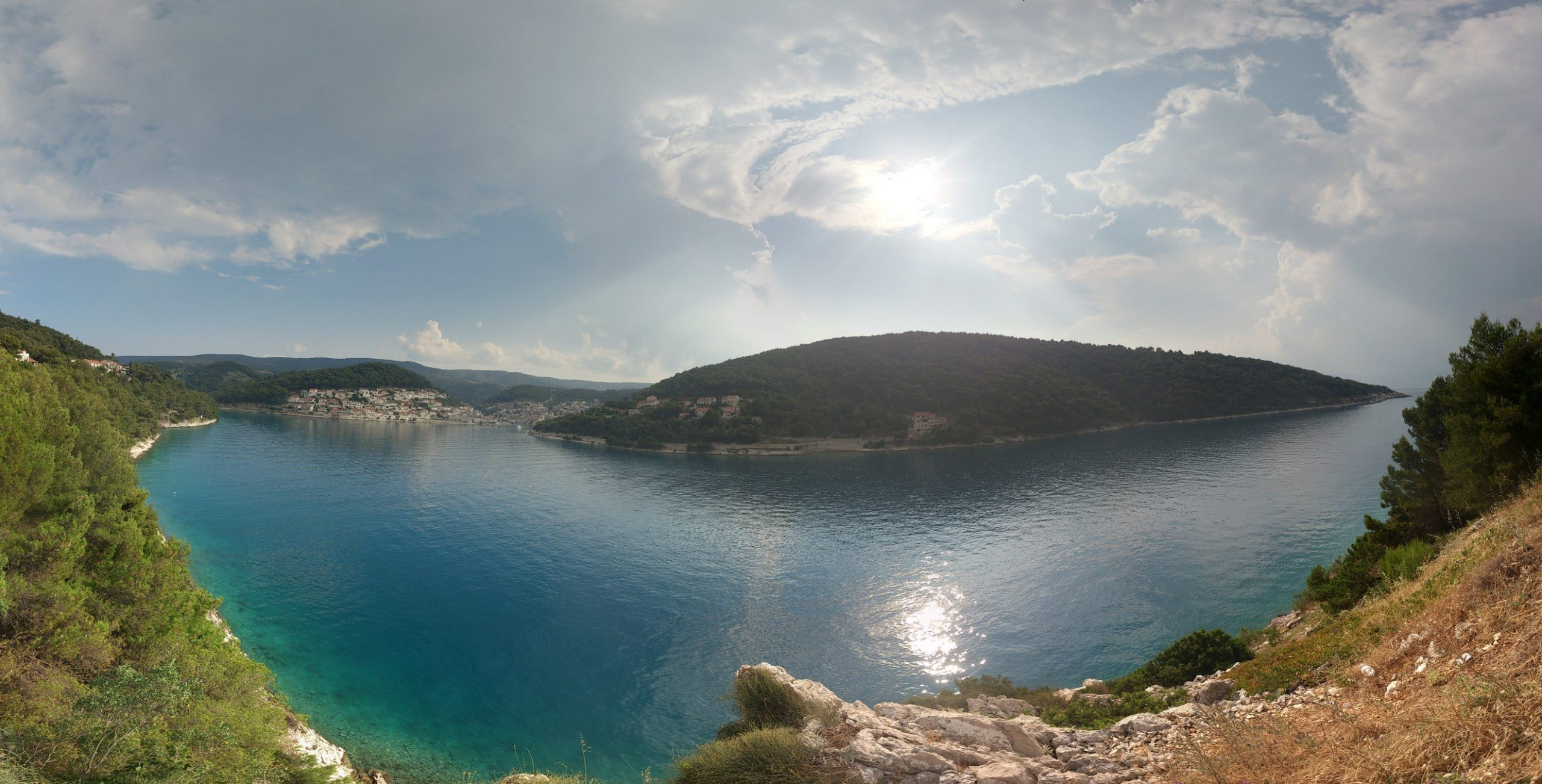Download Two Hours After Strong Winds And Light Rain The Sun Was Once Again Scorching Pu I  A Bra  Croatia Wallpaper
